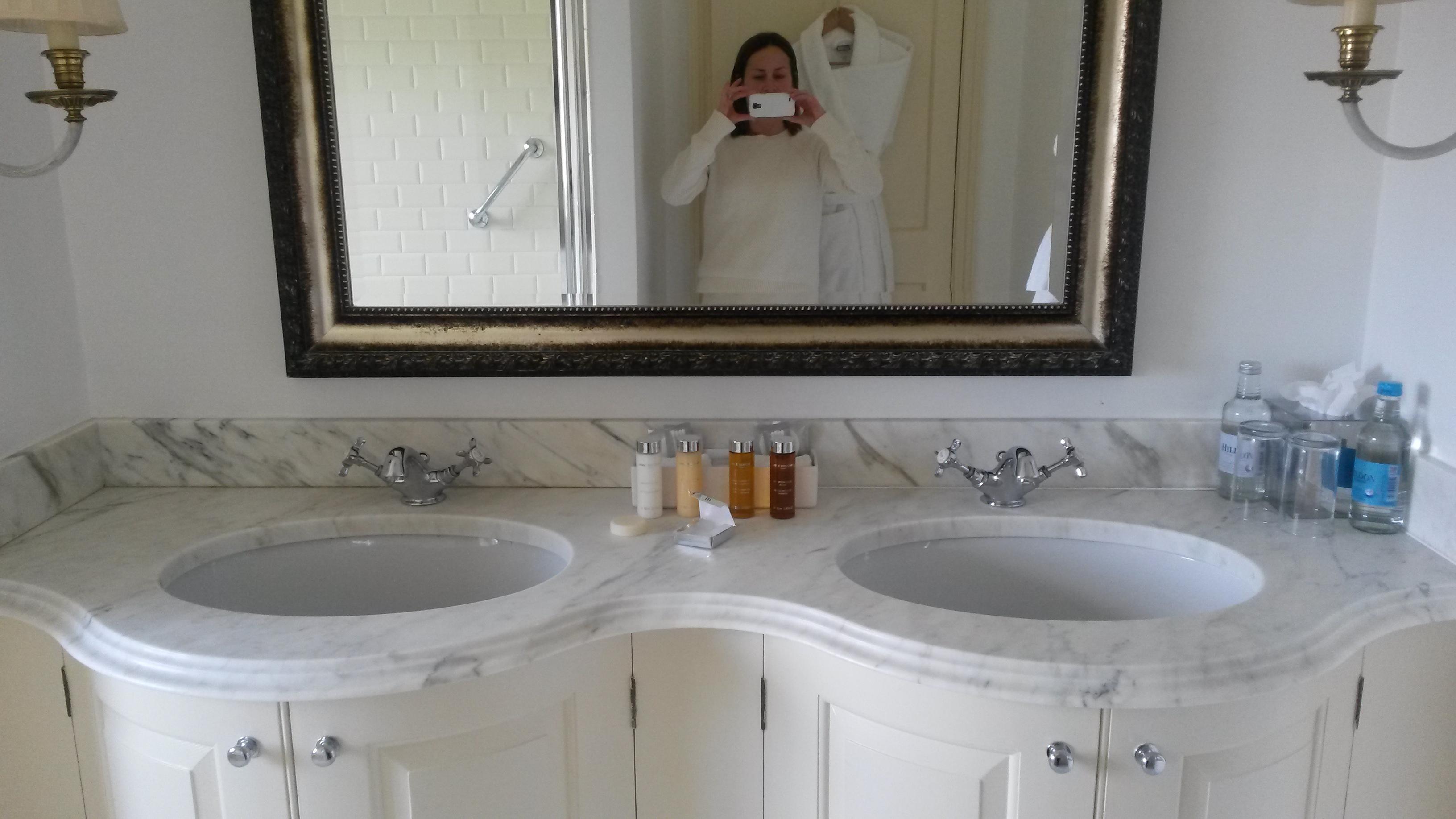Bathroom selfie, why not :)